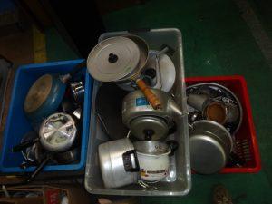 やかん・鍋など調理器具 中古品
